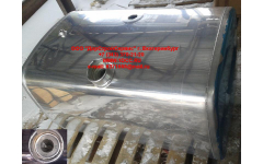 Бак топливный 400 литров алюминиевый F для самосвалов фото Москва