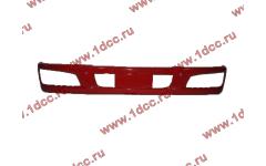 Бампер F красный пластиковый для самосвалов фото Москва