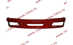 Бампер FN2 красный самосвал для самосвалов фото Москва